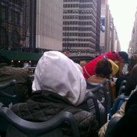 4/1/2012にvonntra 7.がCitySights NY Visitor Centerで撮った写真