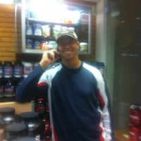 Photo taken at Nutrimart-Parkway Plaza by Tom W. on 3/10/2012