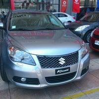 Photo taken at Dercocenter Suzuki by Juan Z. on 2/17/2012