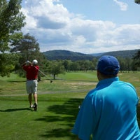 Photo taken at Elmira Country Club by Barry N. on 8/13/2012