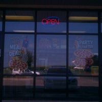 Photo taken at Little Caesars Pizza by Christie H. on 8/1/2012
