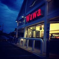 Photo taken at Wawa by Stevie S. on 7/16/2012