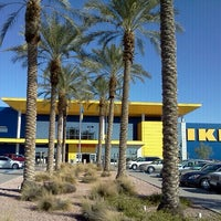 Photo taken at IKEA Tempe by Andrew D. on 2/27/2012