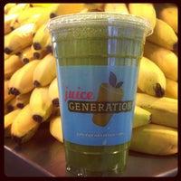 Photo taken at Juice Generation by Edward F. on 3/11/2012
