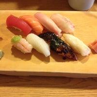Photo taken at Yoshi Sushi by Hansen on 2/27/2012