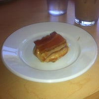 Photo taken at Tin Roof Bakery by Kat C. on 9/8/2012