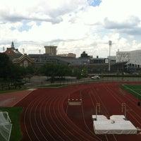 Photo taken at University of Cincinnati by Corbin D. on 8/21/2012