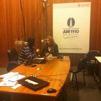 Photo taken at LS1 Radio de la Ciudad by Marcelo B. on 8/10/2012