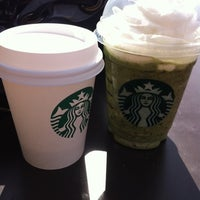 Photo taken at Starbucks by Honey M. on 3/5/2012