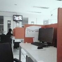 Photo taken at Post Production MNCTV by Paramita on 6/8/2012