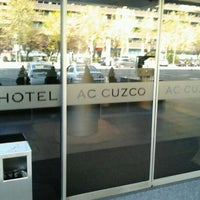 Foto tomada en AC Hotel Cuzco por Victor A. el 4/8/2012