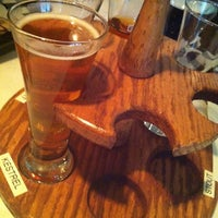 Photo taken at Trap Rock Restaurant & Brewery by Pati A. on 8/19/2012