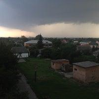 Photo taken at Жашків by Alexandr O. on 7/21/2012