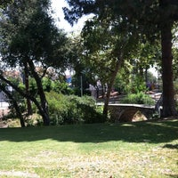 Photo taken at Washington Park by King E. on 7/6/2012