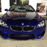 Photo taken at Leith BMW by Stan J. on 8/18/2012