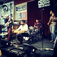 Photo taken at Cactus Music by crystal c. on 8/25/2012