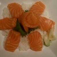 Photo taken at Iron Sushi by Joyce K. on 3/6/2012