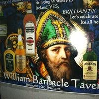 Photo taken at William Barnacle Tavern by Sean M. on 4/17/2012