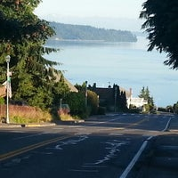 Photo taken at Steilacoom, WA by POTVA (. on 8/4/2012