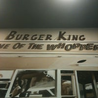Photo taken at Burger King by Selcan D. on 4/14/2012