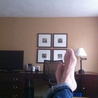 Photo taken at Sheraton Commander Hotel by Michael M. on 5/8/2012