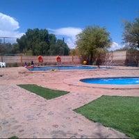 "Photo taken at Camping ""los Abuelos"" by Patricio C. on 3/10/2012"