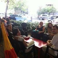 Photo taken at Tranzit Art Café by zencsaj on 6/26/2012