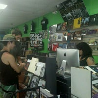 Photo taken at Daddy Kool Records by Alex S. on 3/3/2012