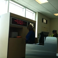 Photo taken at Concourse B by Gary W. on 3/12/2012