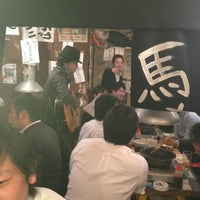 Photo taken at Shibuya Niku Yokocho by Yutaro I. on 2/24/2012