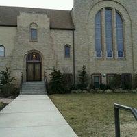 Photo taken at Asbury United Methodist Church by Nicole C. on 3/4/2012