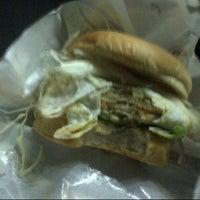 Photo taken at Q Fast Food Burger by Alif J. on 7/25/2012