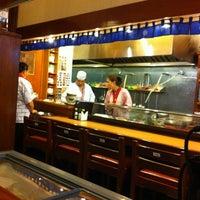 Photo taken at Sushi Yassu by Gabriel Torres A. on 6/15/2012