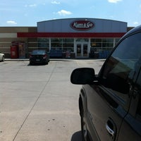 Photo taken at Kum & Go by David W. on 7/6/2012