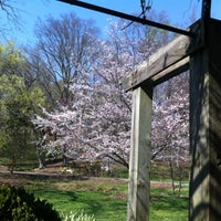 Photo taken at Greensboro Arboretum by Sanzi S. on 3/19/2012