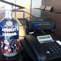 Снимок сделан в Chivas Bar (Pernod Ricard Rouss) пользователем Olga G. 8/21/2012