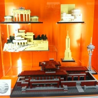 Photo taken at The LEGO Store by Denisse L. on 2/26/2012