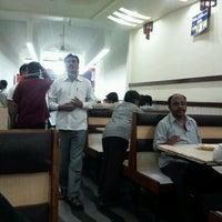 Photo taken at Shadaab by Sriram R B. on 8/14/2012