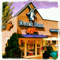 Photo taken at Dutch Bros. Coffee by Saul C. on 4/26/2012
