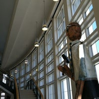Photo taken at Hixson-Lied Student Success Center by BJ F. on 3/6/2012