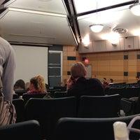 Photo taken at Isenberg School of Management, UMass Amherst by Kelsey E. on 3/26/2012