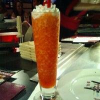 Photo taken at Kobe Japanese Steakhouse & Sushi Bar by Nikki P. on 7/27/2012