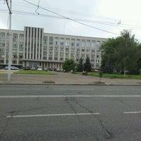 Photo taken at Площадь Конституции by Любовь И. on 6/29/2012