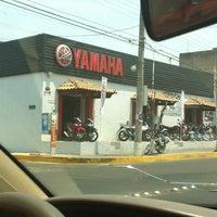 Photo taken at motos Guerrero (Yamaha). by Gema G. on 6/12/2012