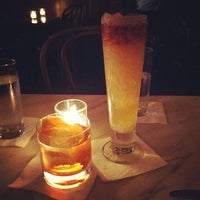 Photo taken at Clover Club by Grays T. on 6/11/2012