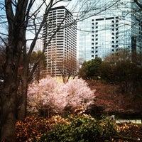 Foto tirada no(a) Shinjuku Chuo Park por Chiaki O. em 4/3/2012