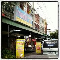 Photo taken at ร้านดอกไม้สนามบินน้ำ by Thanompong L. on 8/8/2012