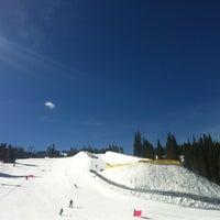 Photo taken at Copper Mountain by Sherri M. on 3/30/2012