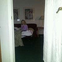 Photo taken at La Quinta Inn Bristol by Jennifer S. on 9/11/2012