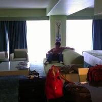 Photo taken at Coconut Waikiki Hotel by Anna C. on 6/13/2012